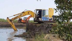 """مدير عام """"المنزلة"""": إزالة 5571 حالة تعدٍّ على مساحة 13060 فدانا على البحيرة"""