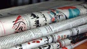 مباحثات السيسي مع الأطراف الليبية وحصر أراضي الدولة تتصدر عناوين الصحف