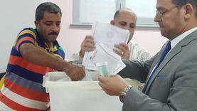نجع حمادي تتفوق على دشنا في أعداد المصوتين بالدائرة الثالثة