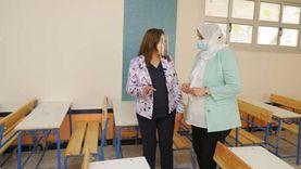 افتتاح 3 مدارس بعد الإحلال والتجديد بـ22 مليون جنيه في دمياط