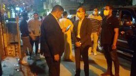 نائب محافظ سوهاج يقود حملة لمتابعة الإجراءات الاحترازية بجرجا