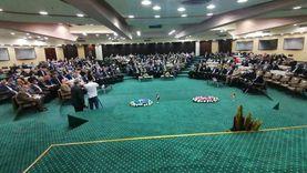 «اتحاد العمال»: ندعم القيادة السياسية وتطوير القلاع الصناعية