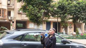 بمزمار «يونس» يجوب القاهرة بحثا عن قوت 9 عيال: العزوة مطلعتش في العدد