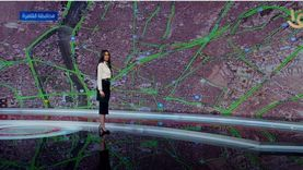 حركة المرور في شوارع 5 محافظات: سيولة بالقاهرة وتحذير من الشبورة