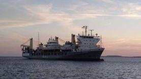 تداول 10 آلاف و267 طن بضائع عامة بموانئ البحر الأحمر «صور»