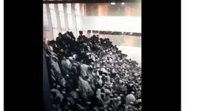 عاجل.. وفاة شخصين في انهيار مدرج بالكنيس اليهودي بدولة الاحتلال