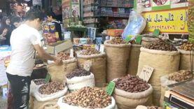 سوق «الوكايل» بطنطا.. 100 عام في بيع مستلزمات رمضان