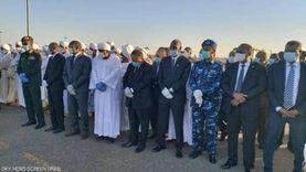 """""""حكيم الأمة"""".. السودان تودع الصادق المهدي في جنازة رسمية"""