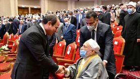 أحمد عمر هاشم: شعرت بكرامتي خلال محادثتي مع الرئيس السيسي