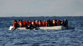 بريطانيا تسجل دخول 235 مهاجرا بطريقة غير شرعية في يوم واحد