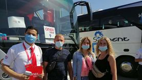 إلغاء تنظيم رحلات سياحية روسية غير مباشرة إلى الغردقة