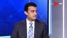 طارق الخولي: ارتياح من قبل النواب بخطوات تعزيز دور مصر خارجيا