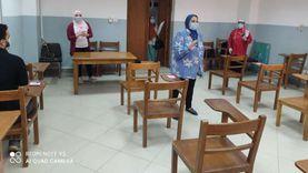انطلاق امتحانات الفرقة النهائية بتمريض القاهرة وسط إجراءات صحية مشددة
