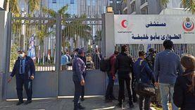 نقيب أطباء الإسماعيلية: تأكدنا من وجود رصيد كافي ببنك الدم لمصابي غزة
