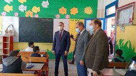 محافظ كفر الشيخ يوجه بتوفير سبل الراحة للطلاب أثناء الامتحانات