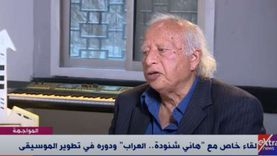 طرائف في حياة هاني شنودة.. حصل على جائزة في لبنان بسبب «الشنب»