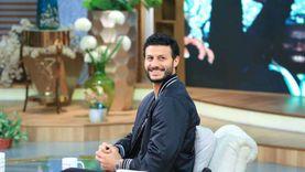"""محمد الشناوي في حلقة خاصة مع """"منى الشاذلي"""" فى أول ظهور بعد فوز الأهلى"""