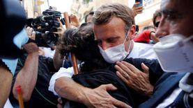 جورج قرداحي: الرئيس الفرنسي فعل ما لم يفعله أي مسؤول لبناني