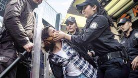 المحكمة الدستورية التركية تدين قمع الشرطة المفرط للمواطنين