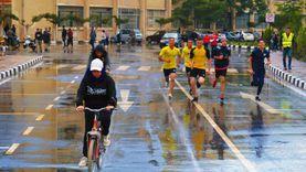 """""""تحدي المطر"""".. جامعة المنصورة تنظم يوماً ترفيهياً لطلابها"""
