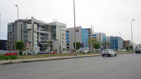 انفجار ماسورة صرف صحي بشارع الـ90 بالتجمع الخامس