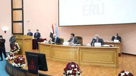 وزير التعليم العالي يرأس مجلس الجامعات الخاصة في مقر «الجامعة الروسية»