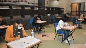 رئيس جامعة حلوان: نطبق تعليمات «الصحة» لحماية الطلاب أثناء الامتحانات