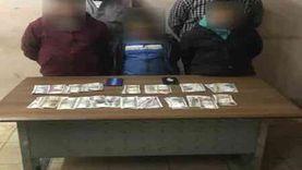 حبس 10 أشخاص بتهمة التسول في الشيخ زايد وأكتوبر