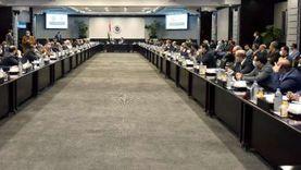 """""""نجم"""" و""""عبد الوهاب"""" يبحثان فرص وتحديات الاستثمار ومناقشة بنود قانون الجمارك"""