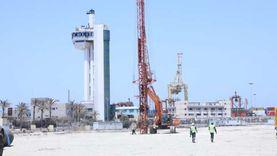 ميناء الإسكندرية: نشاط في حركة السفن وتداول124880 طن بضائع