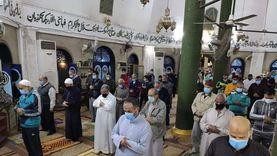 التزام بالإجراءات الاحترازية في مساجد الإسماعيلية ولا إغلاق حتى الآن