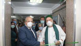 """علي جمعة بـ""""مستشفى أبو الريش"""": علينا مساعدة الأطفال الأبرياء الضعفاء"""