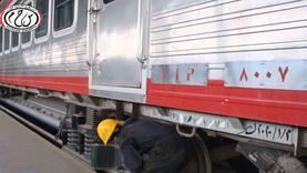 «السكة الحديد» تعلن عودة حركة القطارات بـ «الوجه القبلي»