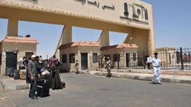 نائب مطروح: السماح بعودة الليبيين العالقين عبر منفذ السلوم