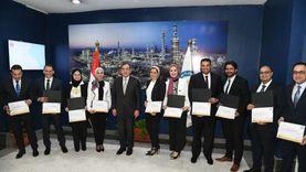 وزير البترول يشهد تكريم برنامج القادة في صناعة الطاقة العالمية
