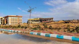 جامعة العريش تعلن جداول امتحانات الفصل الدراسى الأول