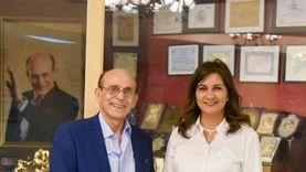 وزيرة الهجرة تزور مدينة سنبل: إعداد حلقات لمحمد صبحى موجهة للشباب