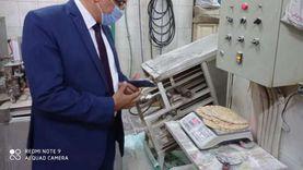 تحرير 253 محضراً تموينياً في 7 حملات كبرى بالإسكندرية