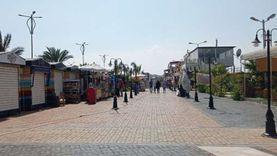 جولة داخل أجمل شارع ببورسعيد في رابع أيام العيد.. أحلى خروجة بسعر مناسب