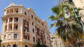 استمرار أعمال تطوير القاهرة الخديوية وإزالة مخالفات البناء «صور»