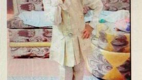 أول صورة للطفلة «ندى» ضحية عمها مدمن المخدرات بسوهاج