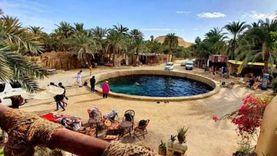«سيوة» عروس الواحات تستعد للموسم السياحي الشتوي «صور»