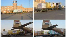 عاجل.. مصر ترسل عددا من خطوط إنتاج الخبز الميدانية للأشقاء في السودان