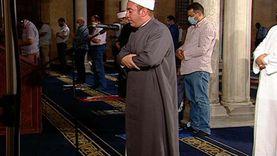 خطبة الجامع الأزهر: أمن مصر وطباع وكرم أهلها سجلها القرآن