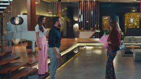 طلاق أحمد زاهر لـ داليا في مسلسل «لؤلؤ» يحقق نصف مليون مشاهدة