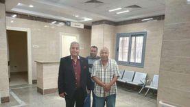 مستشفى السلوم.. أكبر صرح طبي غرب مصر جاهز للافتتاح خلال أيام