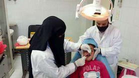 تقديم خدمات طبية لـ1761 مواطن بديرمواس وقافلة بقرية الشيخ عبادة بملوي