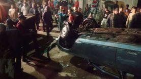محافظ أسيوط يوجه بصرف مساعدات عاجلة لضحايا حادث «مجريس»