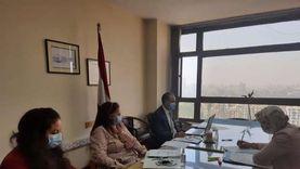 مساعد وزير الخارجية للشئون الأوروبية يترأس الجانب المصري في جولة المشاورات السياسية بين مصر والبرتغال
