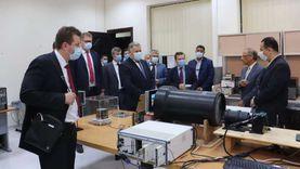 """""""الفضاء المصرية"""": تدريب 60 مهندسا على تجميع """"إيجبت سات 1"""" بأوكرانيا"""